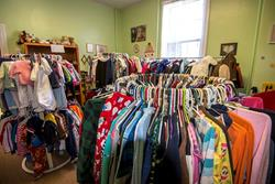 Click to view album: Mother Pauline's Thrift Shop
