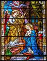 SJ_Annunciation_window